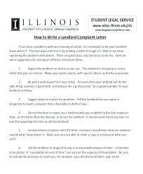 Apartment Noise Complaint Letter Sample Sample Noise Complaint
