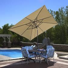 island umbrella caspian 8 ft x 10 ft