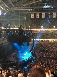 Bankers Life Fieldhouse Section 119 Row 11 Seat 4 Harry