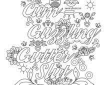 Small Picture 119 best Swearing coloring pages images on Pinterest Coloring