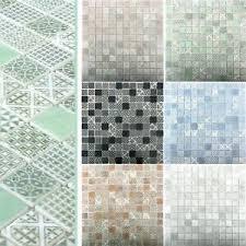 Ein fußboden aus fliesen oder aus fliesenlaminat? Glasmosaik Fliesen Malard 10 Matten Wandverkleidung Fliesenspiegel Bad Kuche Ebay
