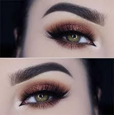 15 inspiring fall autumn eye makeup trends ideas
