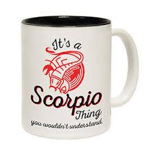 the office star mug. Image Is Loading A-Scorpio-Thing-Star-Sign-Zodiac-Horoscope-Joke- The Office Star Mug