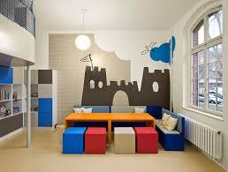 Fun Kids Bedroom Style Interior