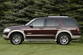 2006 ford explorer tires size 2006 10 ford explorer consumer guide auto