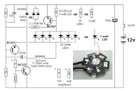 12v led driver circuit diagram 12v image wiring 1w led driver circuit diagram the wiring diagram on 12v led driver circuit diagram