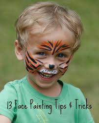 Face Crayon Designs 13 Face Painting Tips And Tricks Vancouver International
