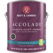 accolade flat interior wall paint