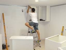 Elegant Installing Ikea Kitchen Cabinets Just Inspiration For Your Interesting Assembling Ikea Kitchen Cabinets