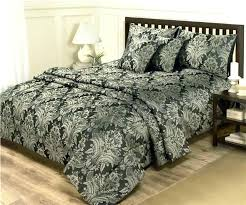 full size of damask bedding black and grey comforter sets king by charter club set queen
