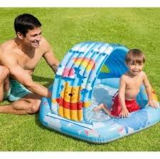 <b>Бассейны</b> для детей с надувным дном - купить в интернет ...