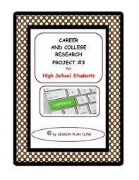 Define Vocational School Career And College Research Project 3 For High School Students For