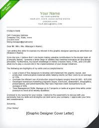 Resume Introduction Letter Sample Cover Letter Example Graphic