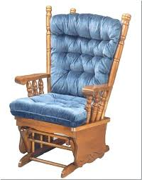 wooden rocking chair with cushion. Exellent Rocking Large Size Of Wooden Glider Rocking Chair Cushions Cushion Pattern How To  Recover For Rocker Without With O