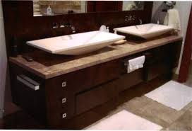 bathroom sink cabinets. Long Wooden Bathroom Sink Cabinets And Marble Top Completing Small With Clean Wall Mirrors I