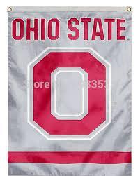 ohio state university house vertical college banner 3x5ft garden flag