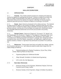 Small Picture Geotechnical engineering procedures for foundation