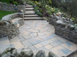 Small Picture Heritage Riven Garden Paving Circles Marshallscouk