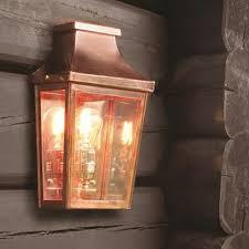 chelsea cs7 2 copper half exterior wall light