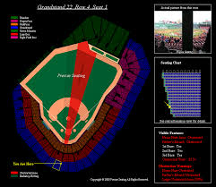 Fenway Park Seating Chart Precise Seating Llc Samples