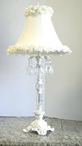 shabby chic table lamps shabby chic table light