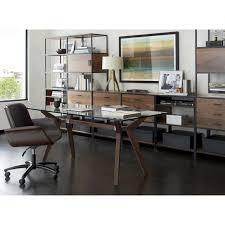 crate and barrel office furniture. Strut Shesham 70\ Crate And Barrel Office Furniture