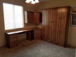 murphy bed home office. Remington Style Murphy Bed And Home Office