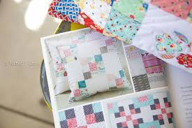 Weekend Quilting – Minki's Work Table & The very first lesson I learned at a little quilt shop near my house 20  years ago was a nine patch. That's when I first learned the basics. Adamdwight.com