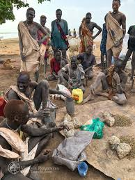 Диалоги в племени Мундари. Секс и страсть, женщины и дети. Южный Судан (1)