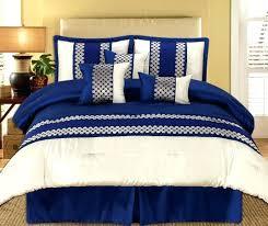 perfect royal blue comforter set