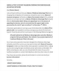 Sample Cobra Termination Letter Cobra Open Enrollment Letter Template Sample