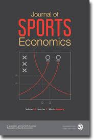 Journal of Sports Economics, Vol. 21, 2020, No. 8 | idrottsforum.org