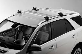 mercedes ml roof racks rack base support rail carrier m class w166 original mercedes benz