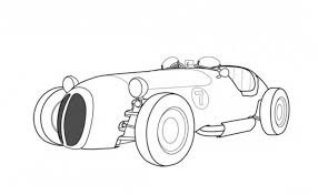 Small Picture Race Car Coloring Pages Online Coloring Pages