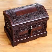 elegant lock box stash box