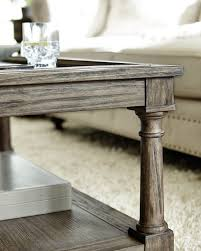 bernhardt canyon ridge square coffee table