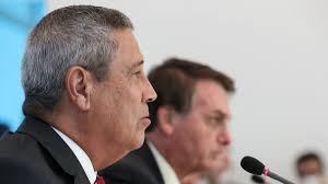 Braga Netto é criticado por militares e chamado de 'preposto de Bolsonaro'  | O Antagonista | iG