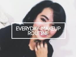 everyday makeup routine fleek you need 1 helen on fleek you