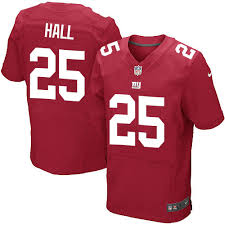 York New Elite Hall Giants Red Men's Leon caeecbf|Who Are We Dree Brees?