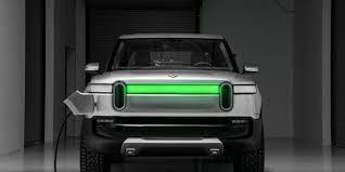 Rivian R1T is een elektrische pick-up ...