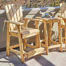 wood patio furniture plans. Fine Patio Highstyle Adirondack Pair And Wood Patio Furniture Plans P