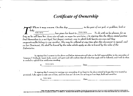 13 Certification Of Ownership Farmer Resume