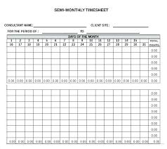 Employee Template Excel Spreadsheet Elegant Biweekly Bi