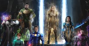 Produced by marvel studios and distributed by walt disney studios motion pictures. Marvel Studios After The Avengers Union Should The Eternals Be Separated News24viral