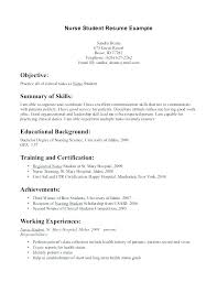 Esthetician Resume Sample Objective Resume Example Templates Free