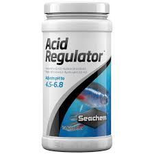 Seachem Planted Aquarium Dosing Chart Seachem Acid Regulator 250 G Aquasabi Aquascaping Shop