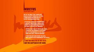 Invictus Poem Quotes Motivation Invictus Poem Movie Quotes