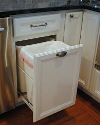 Kitchen Cabinet Garbage Can Cabinet Kitchen Cabinet Trash Can