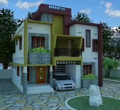 contemporary model house