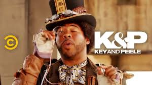When Your Friend Goes <b>Steampunk</b> - Key & Peele - YouTube